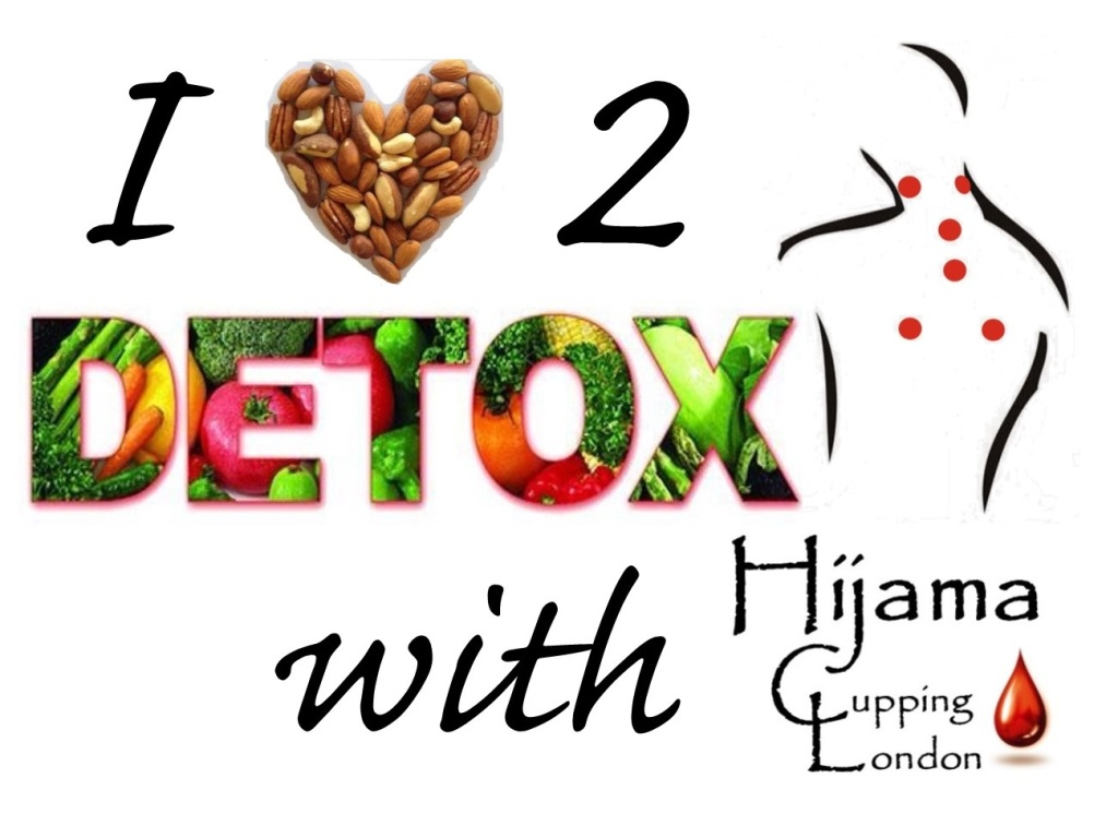 Detox with Hijama Cupping