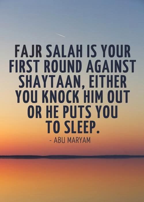Fajr Salah